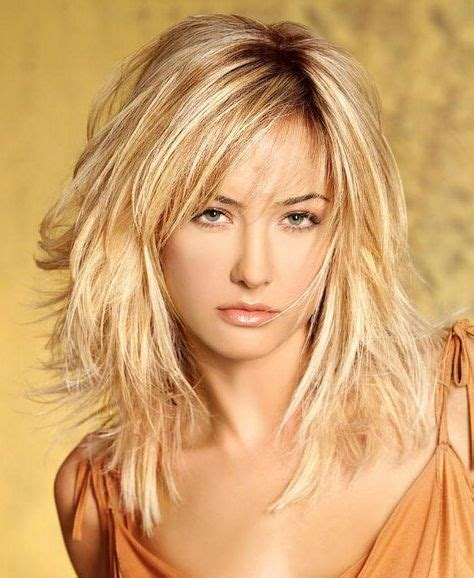 haircuts for 50ish women best 25 medium length layered hairstyles ideas on