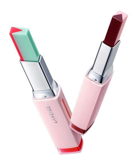 Laneige Lip Tint get an effortless gradient lip effect with two tone tint