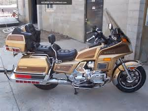 1985 Honda Goldwing 1985 Honda Goldwing Gl1200 Le Fuel Injected Dress