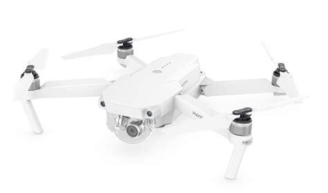 Drone Apple alpine white version of dji mavic pro drone is an apple