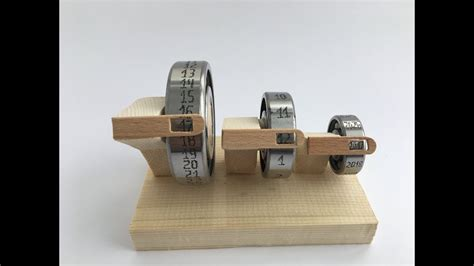 how to make a wooden calendar how to make a wooden calendar with bearings