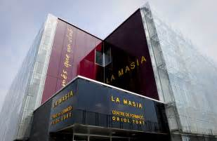 Can Academy La Masia De Can Planes Barcelona S Famed Youth Academy