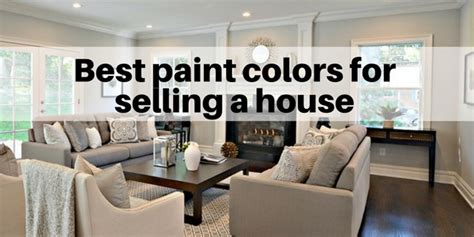 best interior paint color to sell your home what are the best paint colors for selling your house