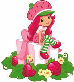 strawberry shortcake images happy holidays from berry