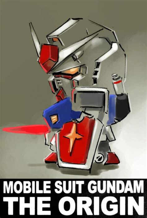 Kaos Gundam Mobile Suit sd 건담오리진 제트스트림편 수정판 팬픽 패러디만화 루리웹 gundam