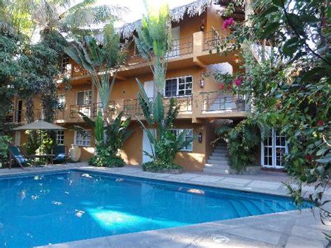 the bungalows cabo san lucas pool area