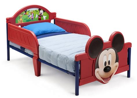 Mickey Mouse Bunk Beds The Most And Unique Toddler Beds