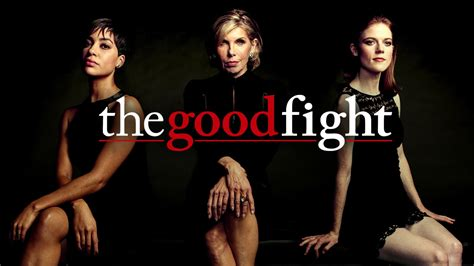 good fight the good fight season 1 wiki synopsis reviews movies