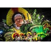 AMAZON WATCH &187 Samba Parade Spotlights Threats To Rivers