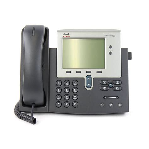 cisco ip cisco 7942g unified ip phone
