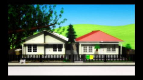 animasi rumah sehat youtube