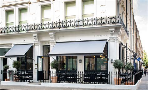 bernardis restaurant review london uk wallpaper