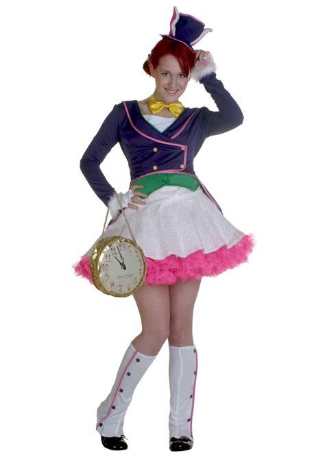 bunny costumes for halloween teen white bunny costume