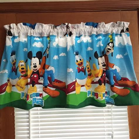 mickey mouse drapes window curtain 187 mickey mouse window curtains inspiring