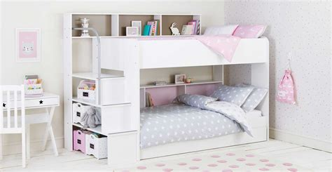 bunk bed storage harbour storage bunk bed white gltc
