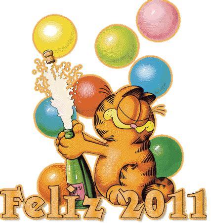 imagenes que se mueven de año nuevo garfield feliz a 241 o nuevo imagenes con brillos