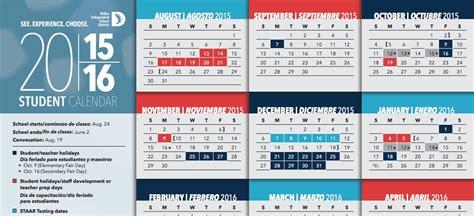 Dallas Isd Calendar Dallas Isd Calendar 2017 Calendar 2017