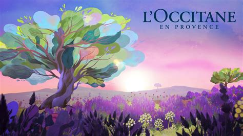 L Occitane l occitane 2015 give the magic of provence this
