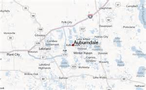 auburndale location guide
