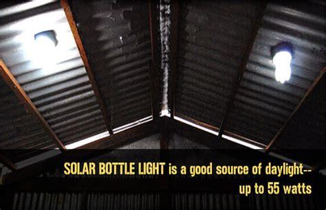 Style Pantry A Liter Of Light Soda Bottles Will Change Plastic Bottle Solar Light