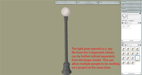 sketchup layout xref reload xref type effect for sketchup using components