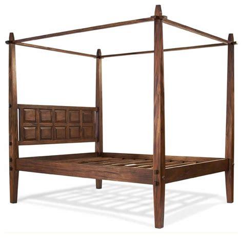 Canopy Bed Headboard by Tropical Mahogany Canopy Bed Tropical Canopy Beds By