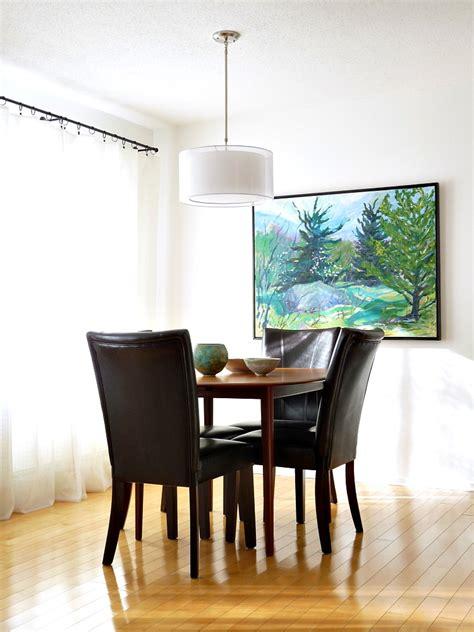 large scale art   dining room dans le lakehouse