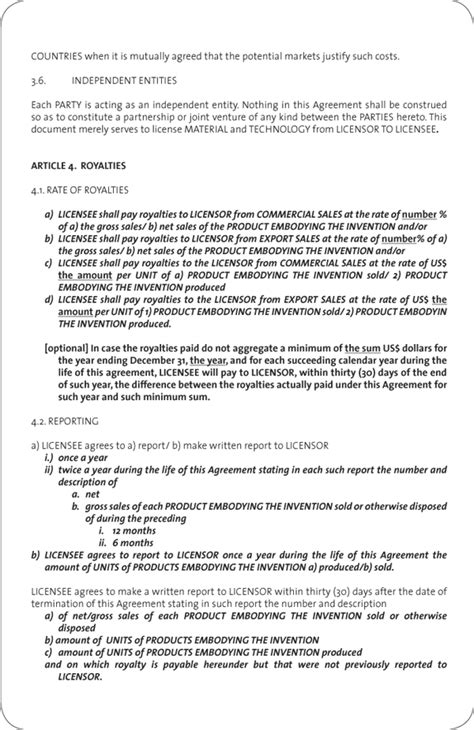 computer support contract template potential use of a computer generated contract template