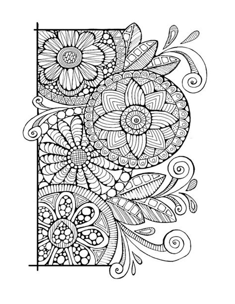 coloring book for adults amazing swirls abstract doodle zentangle coloring pages colouring