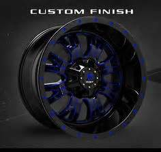 Black Truck Wheels With Accents 1000 Images About Truck Rims On Black Wheels