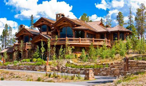 awe inspiring log homes cabins page