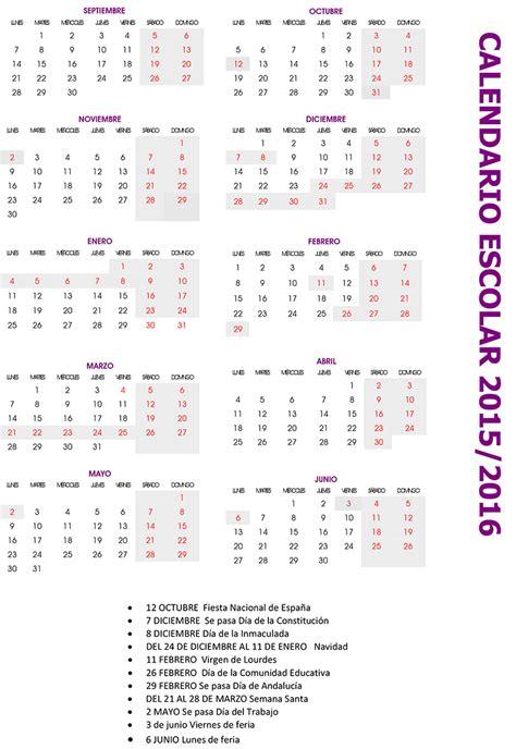 calendario oficial guanajuato 2015 2016 consejos de decidido el calendario escolar 2015 2016 en puerto real