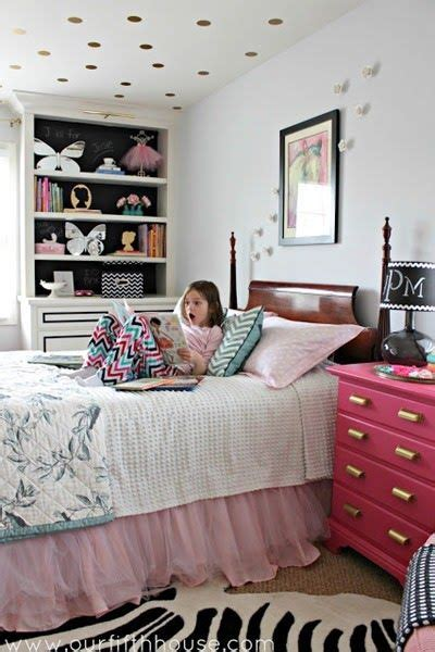 kate spade bedroom pink and gold bedroom decor