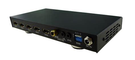 Equalizer Mixer Mc Audio 4 Channel Untra Slim Mixer Wf 4g Usb 1 008 hd 4x1 4k factor electronics