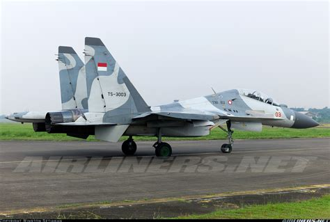 Air 2 Indonesia sukhoi su 30mk2 indonesia air aviation photo 2100144 airliners net