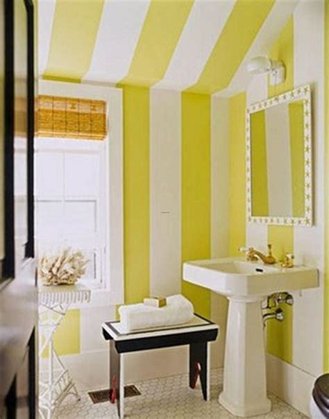 cute cheap bathroom ideas 5 tips for using stripes in your home