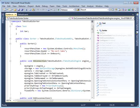 Code Jumper by Code Jumper Extension For Visual Studio 2010 Review