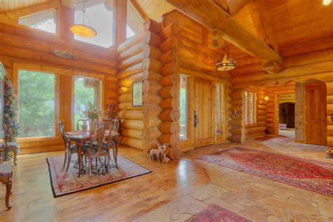 inside homes log home photo gallery north american log crafters