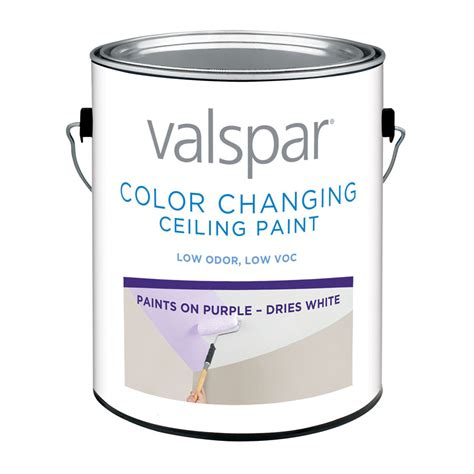 shop valspar ultra premium gallon size container interior flat ceiling tintable white base