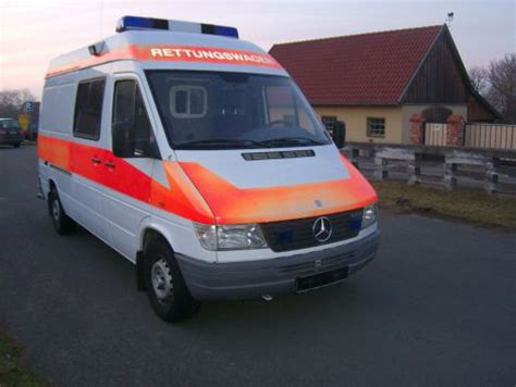 used mercedes sprinter 312 ambulance for sale dotmed