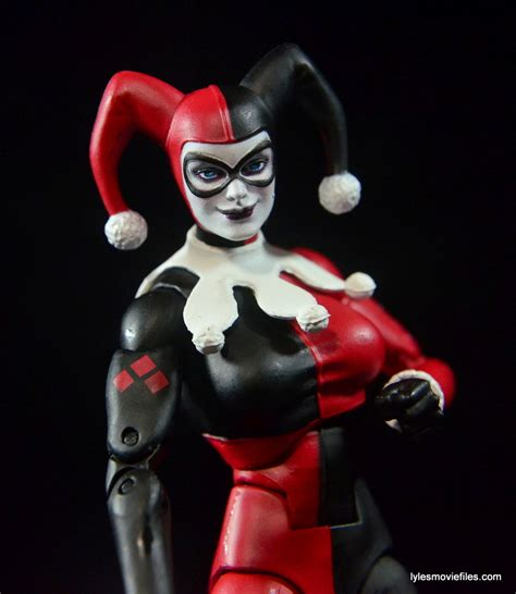 figure harley quinn dc icons harley quinn figure review dc collectibles
