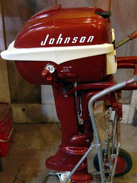 boat engine year how to tell the year of a johnson outboard motor