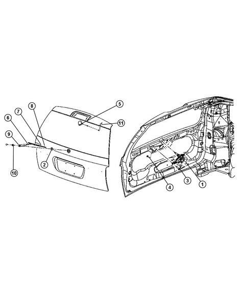 Oem Chrysler Parts by Chrysler Aspen Oem Parts Diagram Chrysler Auto Wiring