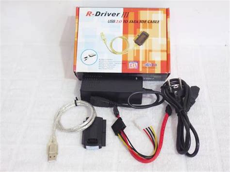 R Driver Iii Usb 2 0 To Sata Ide Cable usb to ide doble sata r driver iii solid sale