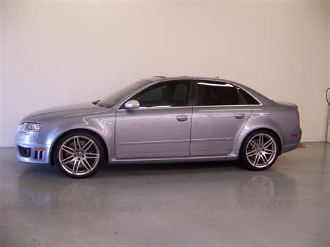 Avus Silver 2007 Audi RS4 (29 of 29)