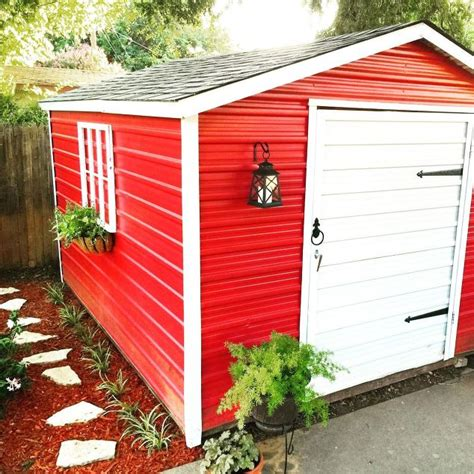 Painting The Shed by 5 Ways To Update An Shed Moneywise