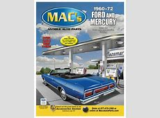 1960-72 Ford & Mercury 2013 - 2014 Parts & Accessories by ... Mac S Antique Auto Parts