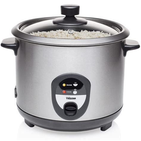 Rice Cooker 7 Liter vidaxl co uk tristar rice cooker 1 5 l
