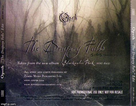 the drapery falls opeth opeth the drapery falls lyrics genius lyrics