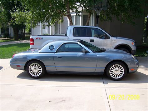 2005 Ford Thunderbird by Bubba Hawk 2005 Ford Thunderbird Specs Photos